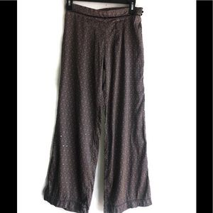 Ted Baker Pants - Ted Baker Pattern Silk Pants